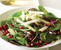 pear-spinach-salad